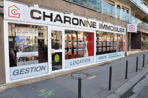 logo Charonne immobilier